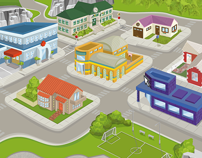 Minigame Illustration