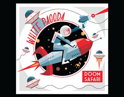 """Doom Safari"" dei White Pagoda"