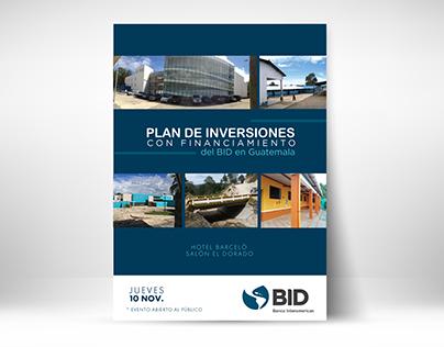 Banco Interamericano para desarrollo en Guatemala