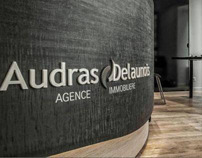 Audras & Delaunois - Webdesign