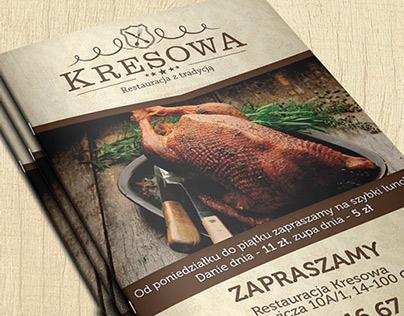 Restauracja KRESOWA