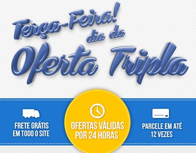 TrazpraCa - Newsletter Terça Tripla