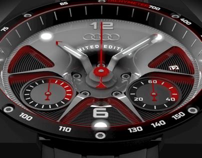 Audiwatch Concept 2014