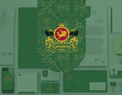 Hotel Chorna | Branding | Logo | Identity | Design
