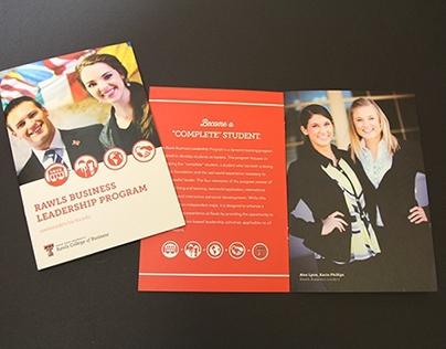 Rawls Business Leadership Program Brochure