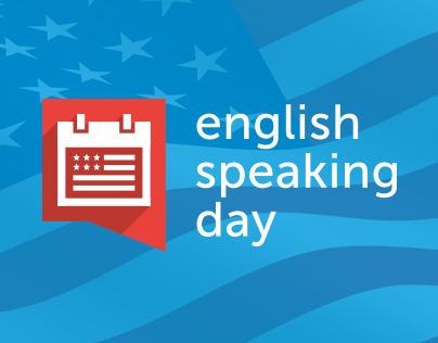 English Speaking Day
