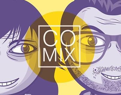 C O M I X .:personajes vectoriales:.
