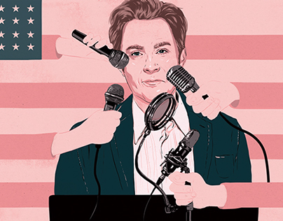 Clay Aiken for The New Republic
