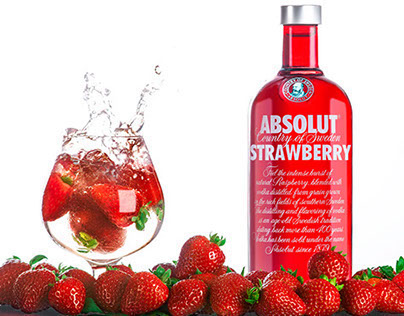 Absolut Strawberry