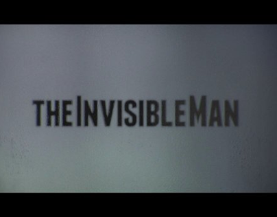 The Invisible Man - Title Sequence