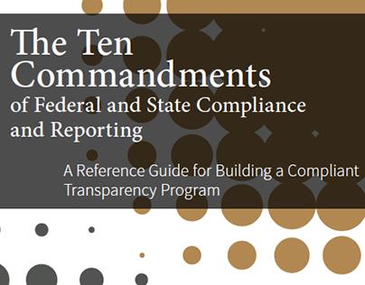 Ten Commandments Resource Guides