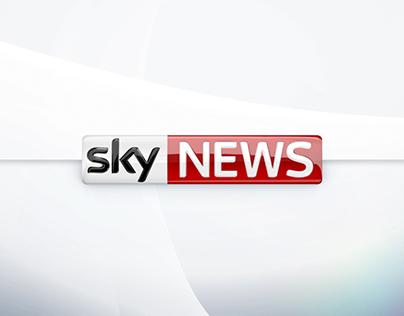 Sky News Rebrand 2015