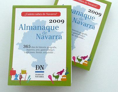 Almanaque de Navarra 2009