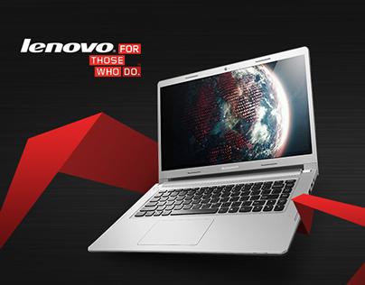 ShopLenovo & LivDigital | Promo material