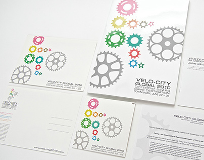 Visual identity for international conference