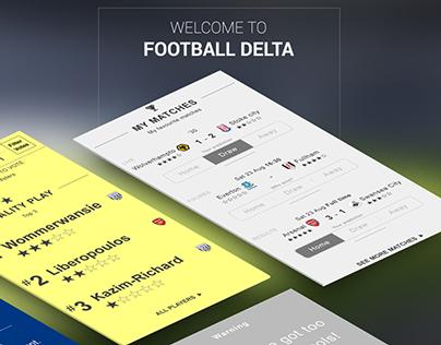 Football Delta