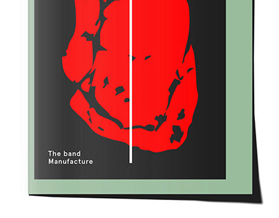 The Manufacture of Rawdeus band