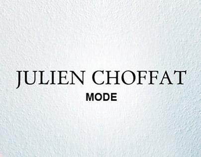 Site Internet - Julien Choffat