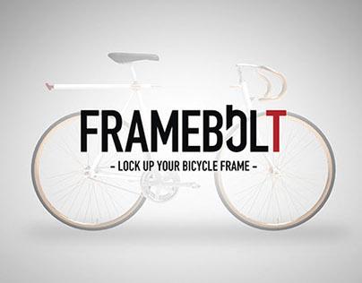 Framebolt - Bicycle Frame Lock