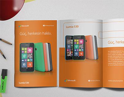 Nokia Lumia 530 Brochure