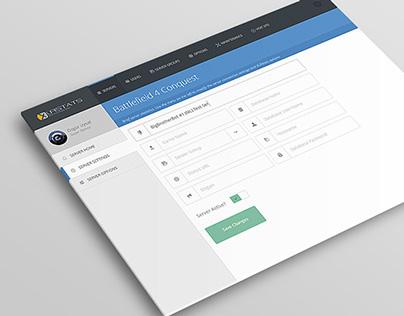 Dashboard Design for XLRstats v3