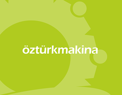 Öztürk Makina Logo Design