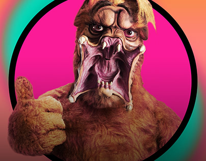 Predator Alf