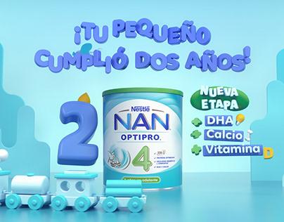 Nestlé NAN 4