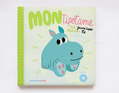MON TIPOTAME / LIVRE