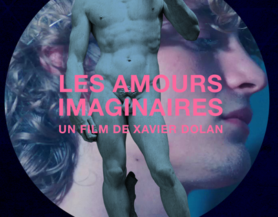 Les Amours Imaginaires Film Poster