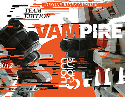 Gundam Board Design – Graphic Design