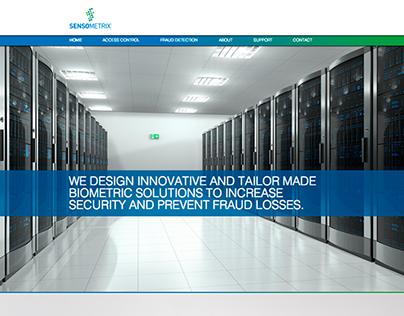 Sensometrix Website