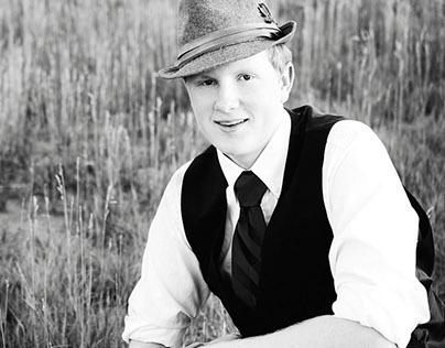 Adam Senior Portraits 2014