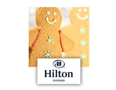 Hilton Holiday How-to