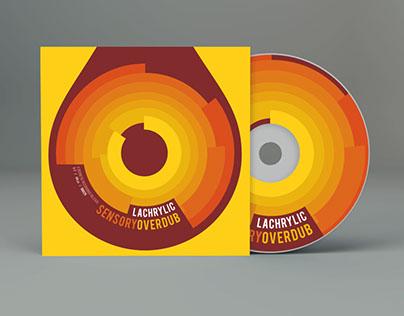 Lachrylic | Album cover design