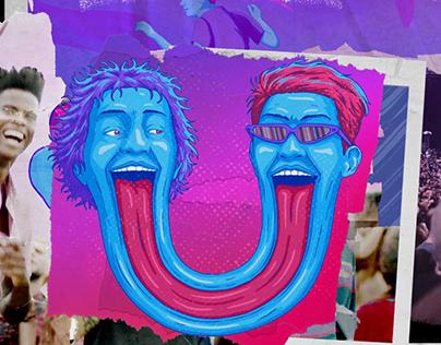 Campanha Lollapalooza – 2019 – Bradesco