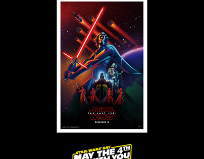 STAR WARS EP-8 / May the 4th be With You