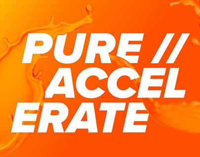 Pure Accelerate 2019