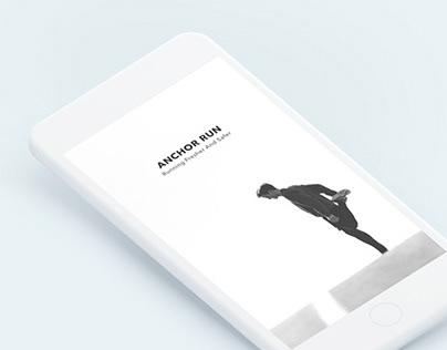 Anchor Run App