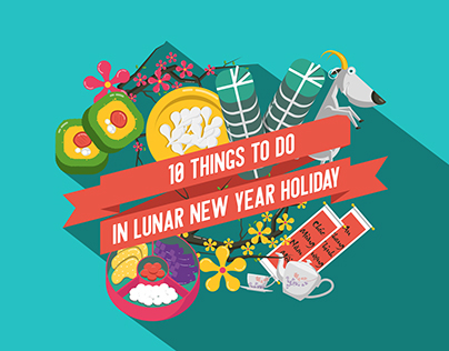 10 Things To Do This Lunar New Year