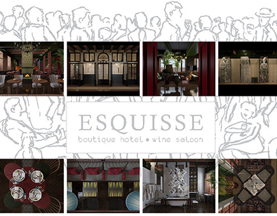 ESQUISSE - Boutique Hotel and Wine Saloon
