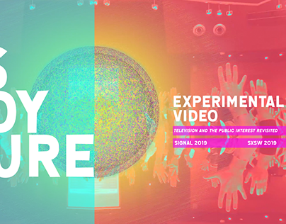 This Giddy Future: Experimental Video
