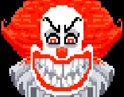 Giggles The friendly clown