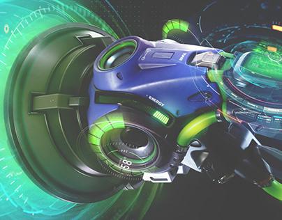 Lucio's Sound-Gun