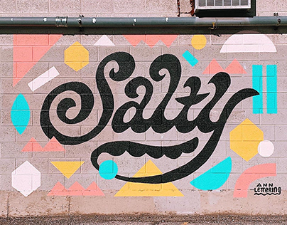 Salty Mural