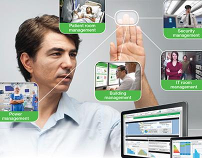 StruxureWare for Healthcare Advert