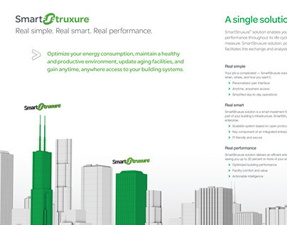 SmartStruxure Solution Brochure