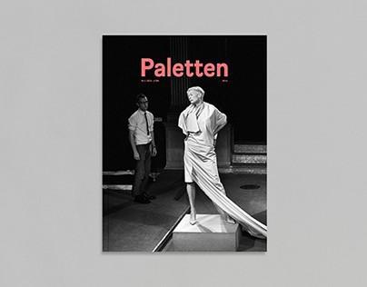 Paletten Art Journal – Redesign Two 2011