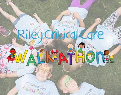 Riley Children's Hospital Walk-A-Thon
