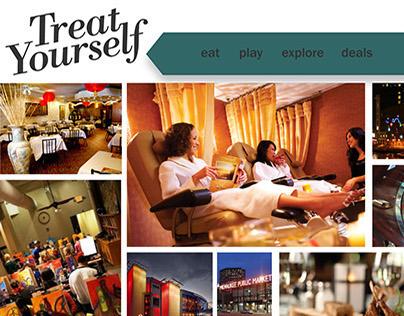 Visit Milwaukee Website Design